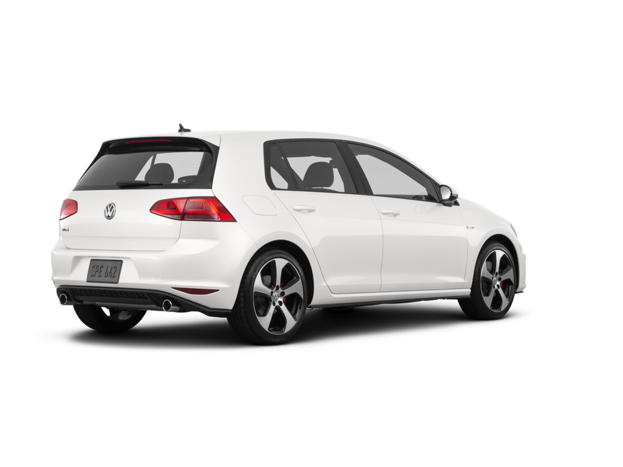 2016 volkswagen golf gti autobahn w performance package. Black Bedroom Furniture Sets. Home Design Ideas