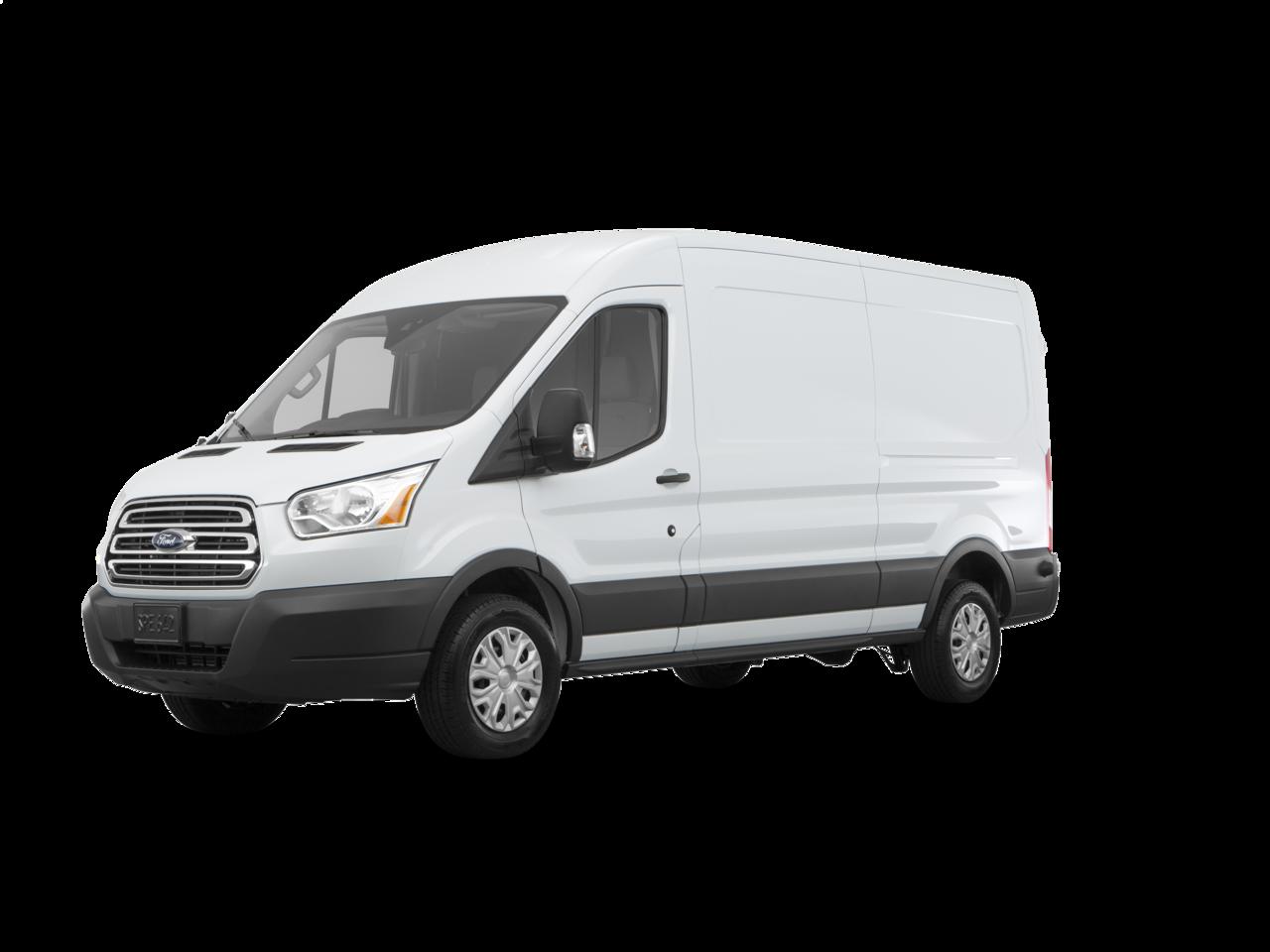 2017 Ford Transit Van 250 Medium Roof W148 Wb Dual Sliding Doors