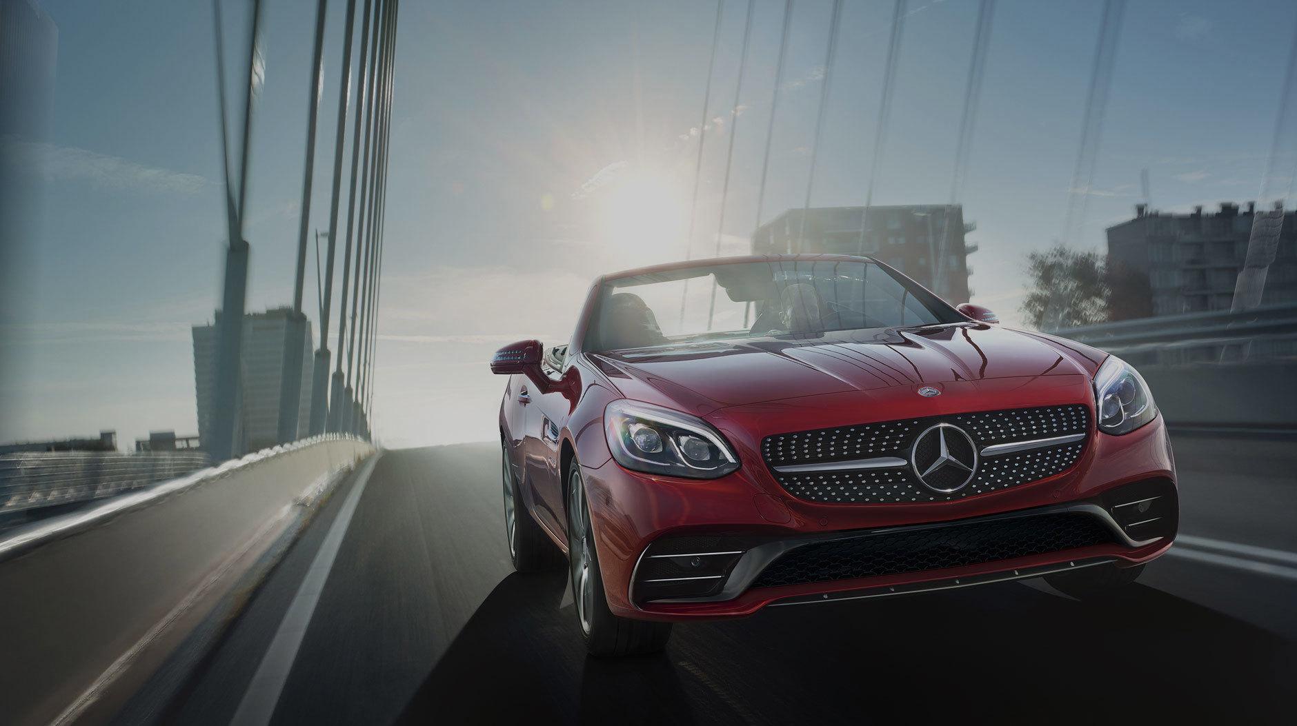 Buy line New Mercedes Benz AMG SLC 43 Roadster in Walnut Creek